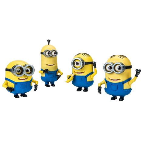 Figure Minion minions deluxe figure 4 pack for 163 39 99 was 163 62 99