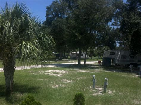 southern comfort rv resort florida city cross city rv parks reviews and photos rvparking com