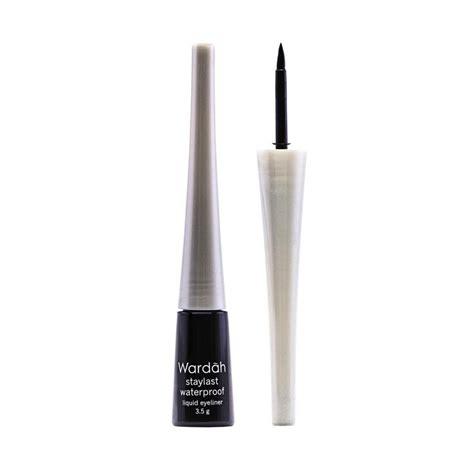 Eyeliner Produk Wardah jual wardah eyexpert staylast liquid eyeliner