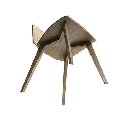 chaise salle à manger design chaise de salle 224 manger design en bois finn mobilier