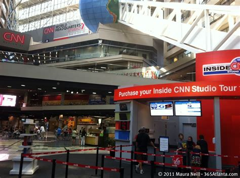 cnn tur take the inside cnn studio tour for a the
