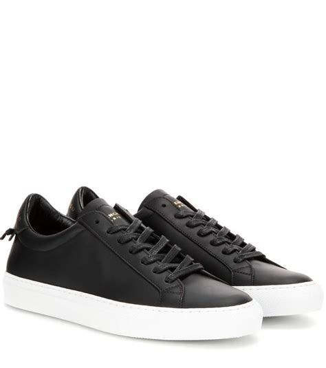 black leather shoes best 25 black leather sneakers ideas on black