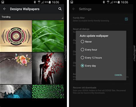 wallpaper ringtone themes zedge the best apps to customize your android for a truly unique