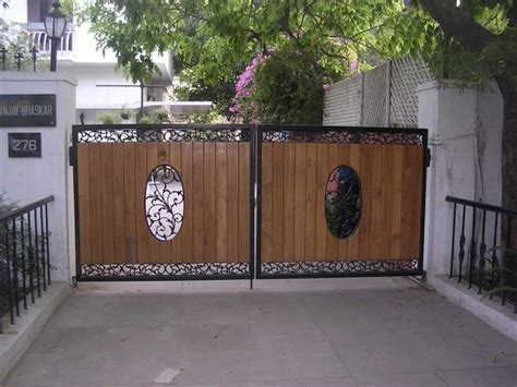 The Gate Of Your gate designs to enhance your house security and