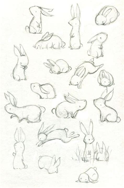 sketchbook recommendation rabbits http eloisedraws post