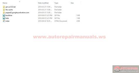 car service manuals pdf 2011 chevrolet cruze electronic toll collection chevrolet cruze 2010 europe service manual auto repair