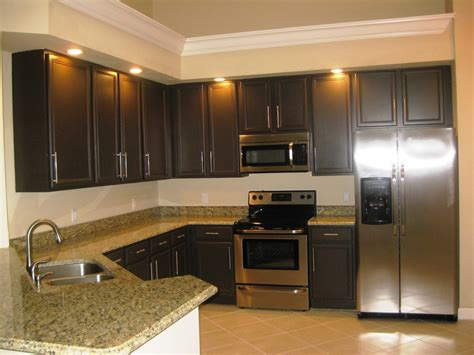colors for kitchens with dark cabinets array of color inc paint kitchen cabinets