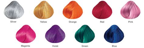 pictures of chroma vivid hair colors hair coloring