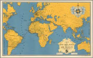 World Map Print by Remodelaholic 20 Free Vintage Map Printable Images