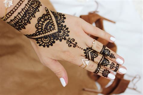 how to get rid of a henna tattoo stain henna motive leicht makedes