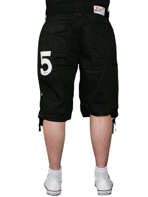 herren shorts master schwarz