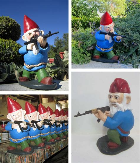 garden gnomes with guns lost my springfield 1911a1 page 3