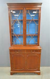 Wood Display Cabinets Uk Yew Wood Display Cabinet