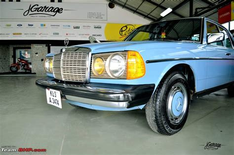 mercedes classic modified team bhp vintage classic mercedes benz cars in india