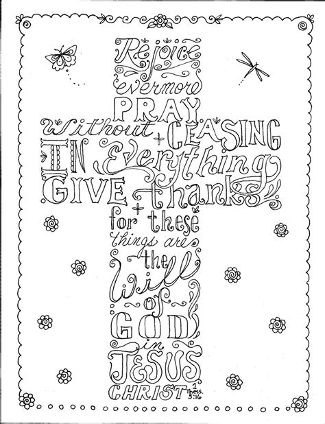bible coloring pages free download instant download scripture cross you color and create then