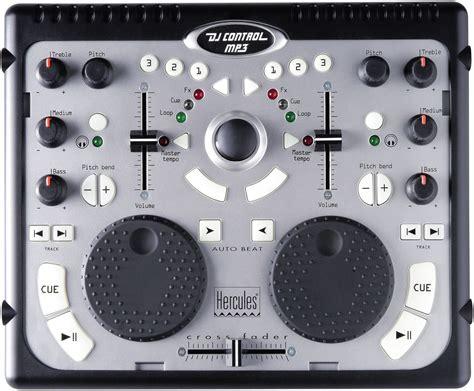 hercules dj console mk1 deejaysystem mk2 vj2 referencia