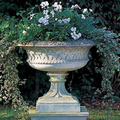 planters marvellous garden urns garden urns and pedestals
