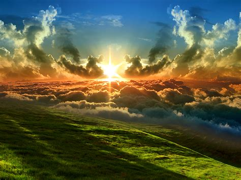 Of Heaven what does heaven look like heaven and golden new jerusalem