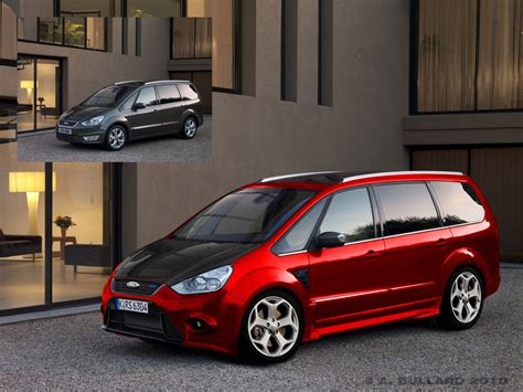 ford galaxy rs ford galaxy rs mpv concept by arkaneapocolypse on deviantart