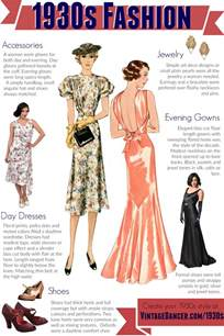 what did women wear in the 1930s