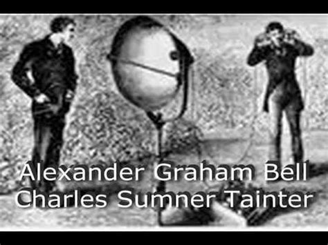 alexander graham bell biography in marathi charles sumner tainter