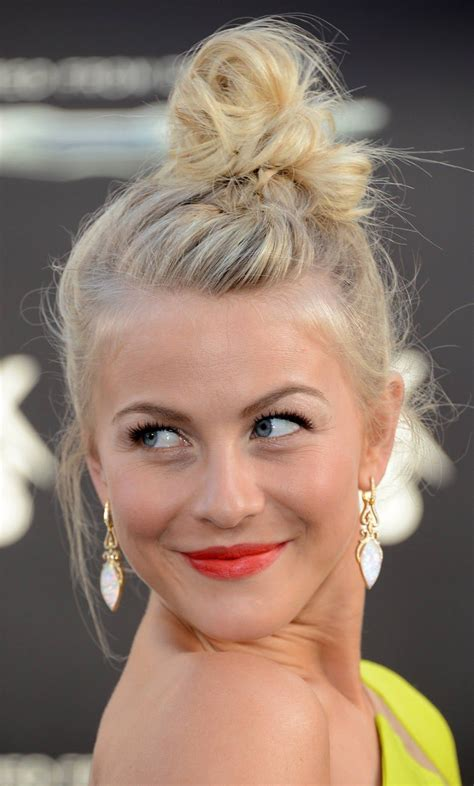 celebrity hairstyles buns 20 buns for bad hair days umm yeah i think every girl