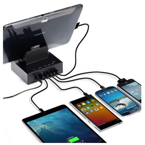 Dijual Orico Usb Charging Station For Smartphone And T Xe 76c orico usb charging station for smartphone and tablet dbp 5p black jakartanotebook