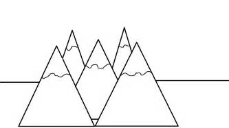 color mountain coloring sheets coloring pages