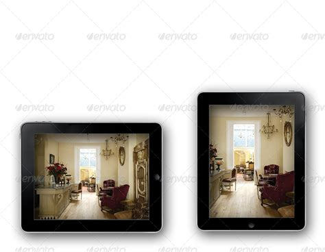 tablet home decor brochure by crew55design