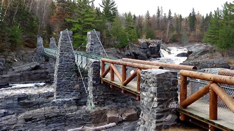 jay cooke state park swinging bridge jay cooke state park s iconic bridge swings again