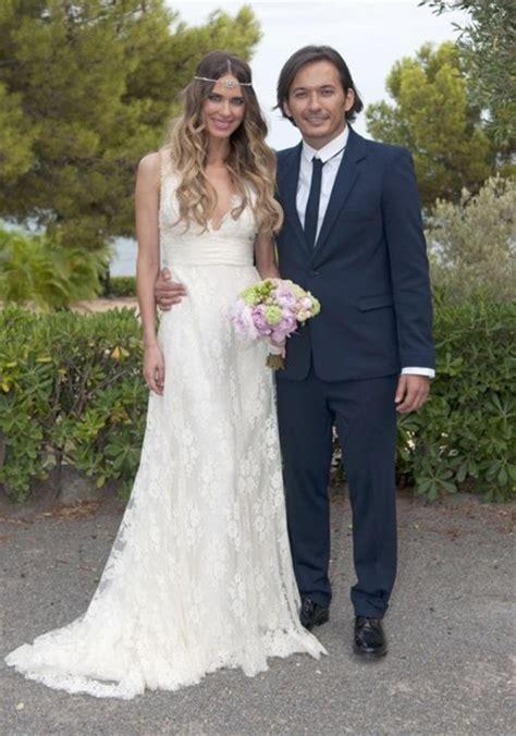 imagenes vestidos de novia de famosas 161 nos vamos de boda insp 237 rate en las famosas para el gran d 237 a