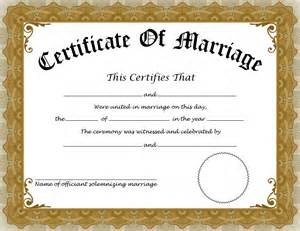 Marriage License Procedure For Marriage Certificate Govinfo Me