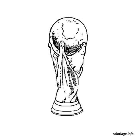 Coloriage Coupe Du Monde Dessin