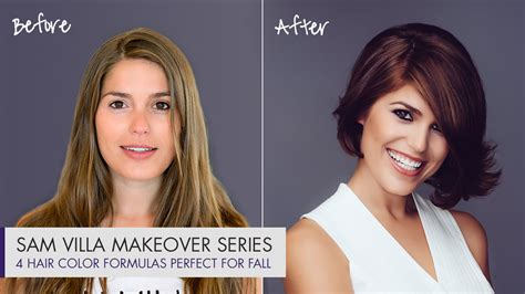Hairstyle Makeover by Hairstyle Makeover Before And After Www Imgkid The