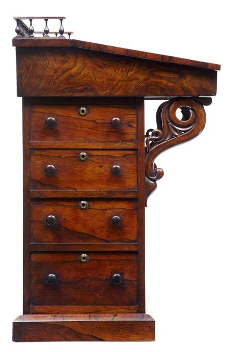 Davenport Desk For Sale by 19th Century Regency Rosewood Davenport Desk For Sale At