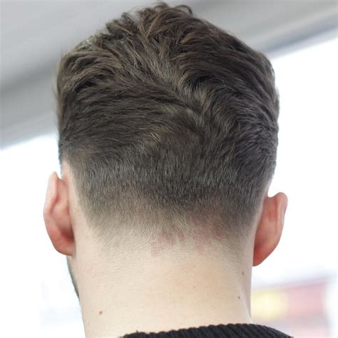 pictures of hairstyle neck line 8 taper fade haircuts