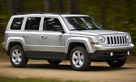 silver jeep patriot image gallery new suvs for 2013