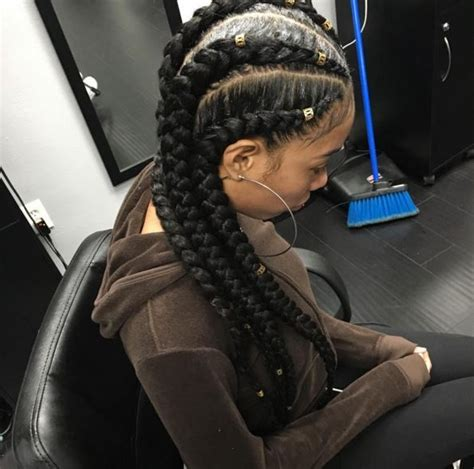 jumbo cornrow hairstyles jumbo cornrow braids are a thing check out 12 women