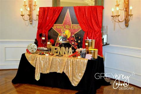 party themes with red red carpet birthday party via kara s party ideas kara