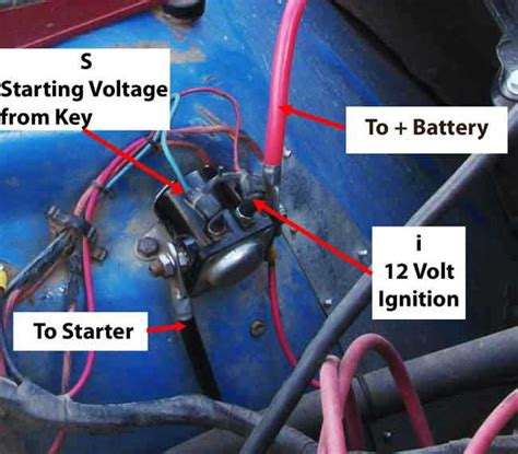 starter solenoid and relay jeep cj forums need a new starter relay jeep cj forums