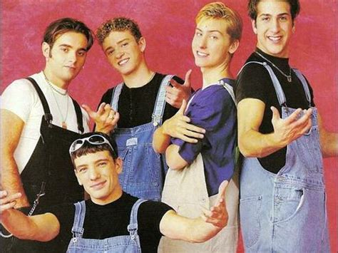 23 photos 'N Sync and the Backstreet Boys wish we'd forget