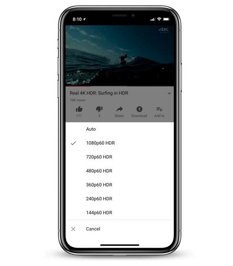 introduces hdr support on iphone x macrumors