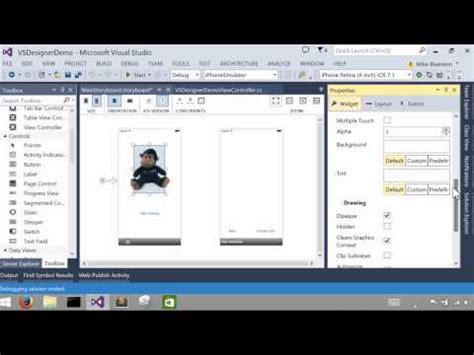 xamarin hybrid tutorial microsoft visual studio and emulator for android doovi