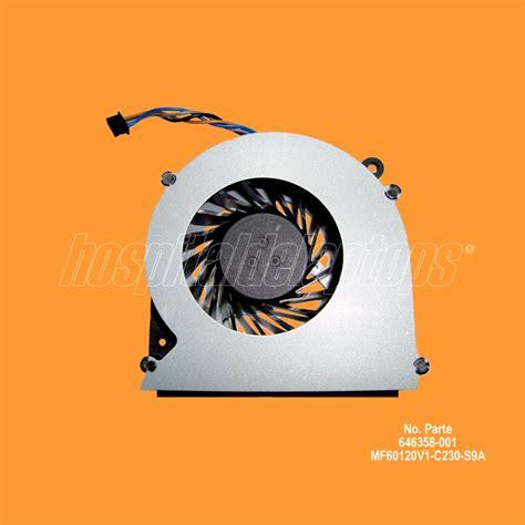 Fan Processor Hp Probook 4330s 4331s 4430s 4431s 4435s 4436s 4 Pin ventilador fan 4330s 4331s 4430s 4431s 4435s 4436 646358 001 379 00 en mercado libre