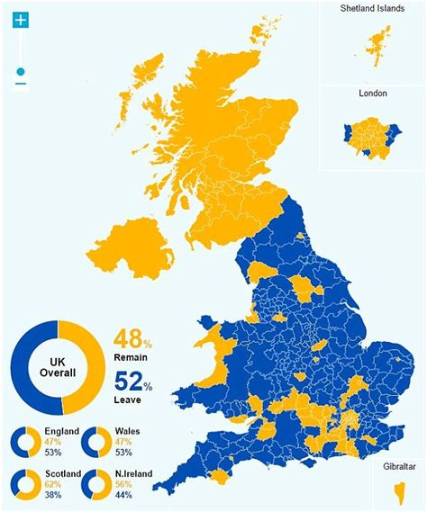 map uk vote brexit search spike post brexit suggests don t
