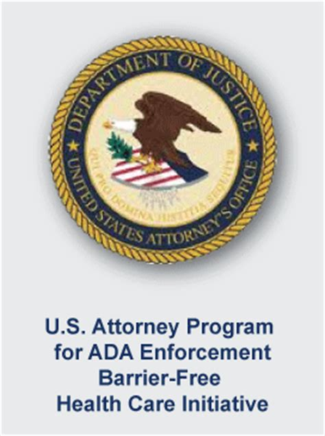 us department of justice disability rights section ada gov homepage