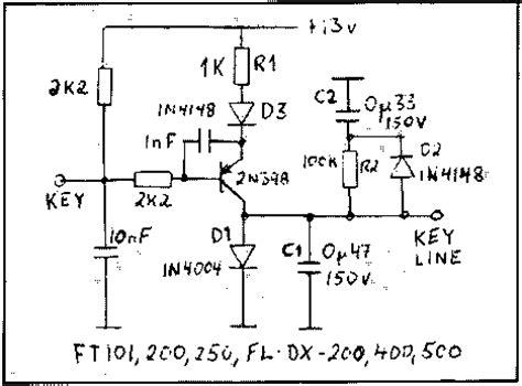 transistor ft yaesu mods ft221 ft225 ft101b ft726