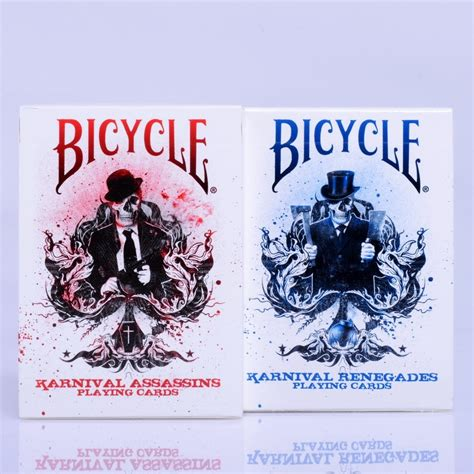 Bicycle Karnival Asassins Card compare prices on bicycle cards karnival shopping