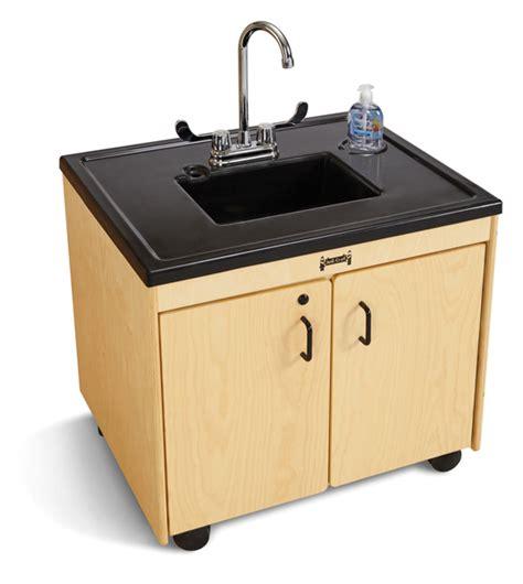 How To Clean A Plastic Sink by Jonti Craft Clean Helper Plastic Sink
