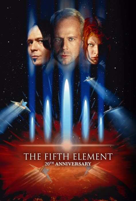 The Fifth Element the fifth element 20th anniversary in theaters fathom events